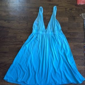 Gypsy 05 Deep v-neck dress